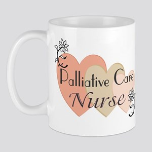Palliative Care Nurse Mugs